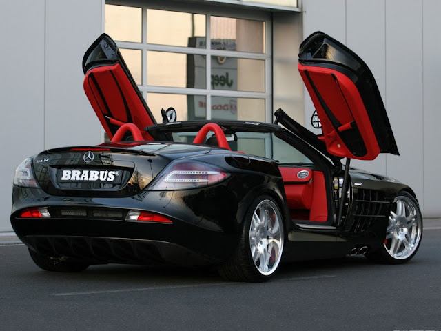 mercedes4 Most Expensive Supercars: Exotic Showcase