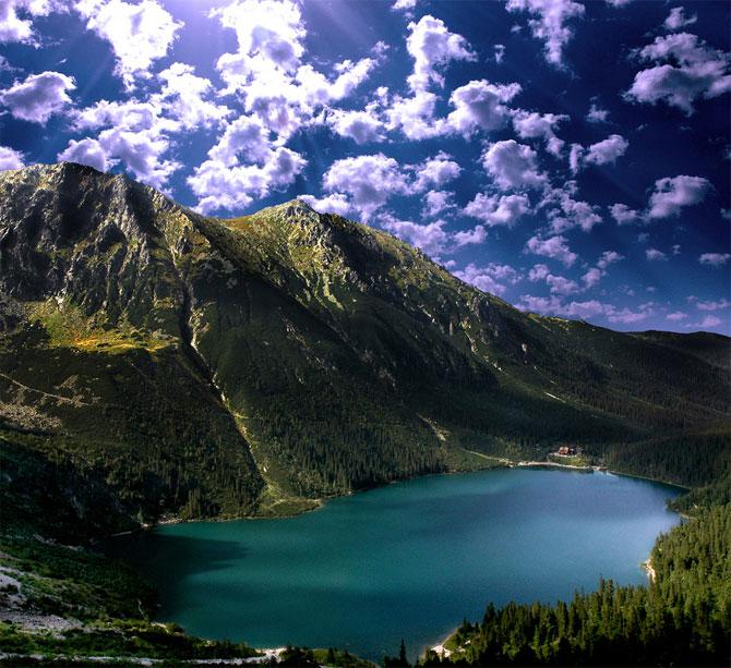 amazing lakes%20%282%29 Wonderful Lakes Around the World