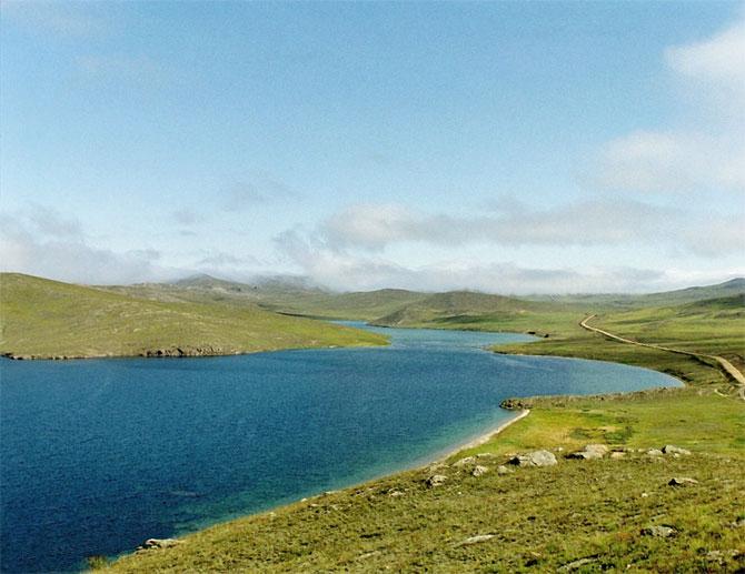 amazing lakes%20%288%29 Wonderful Lakes Around the World