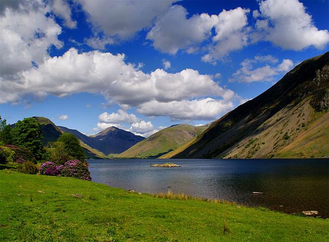 amazing lakes%20%2812%29 Wonderful Lakes Around the World