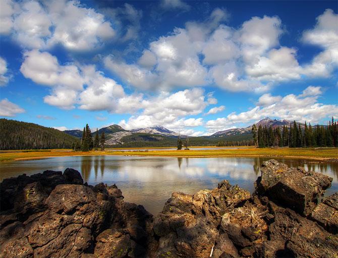 amazing lakes%20%2815%29 Wonderful Lakes Around the World