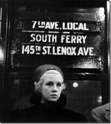 062[1]. Subway Portraits, Walker Evans (Nueva York, 1938-1941)