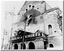 UFA-Palast am Zoo, Wings, 1929