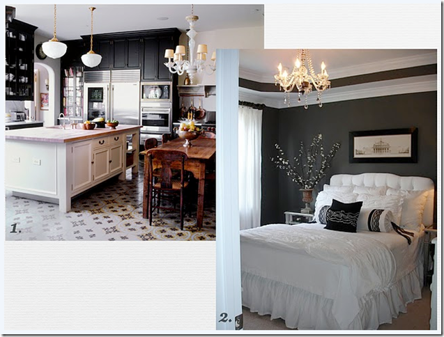 black color psychology interior design