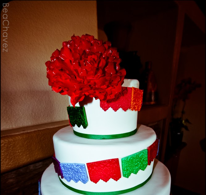 Mexican Birthday Cake Pictures
