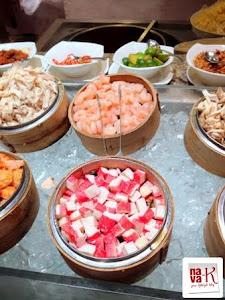 Kitchen Art Brasserie Empire Hotel Malaysia Food Restaurant