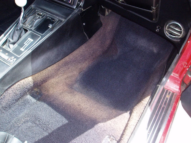 Dyeing carpet in the car - CorvetteForum - Chevrolet Corvette Forum ...