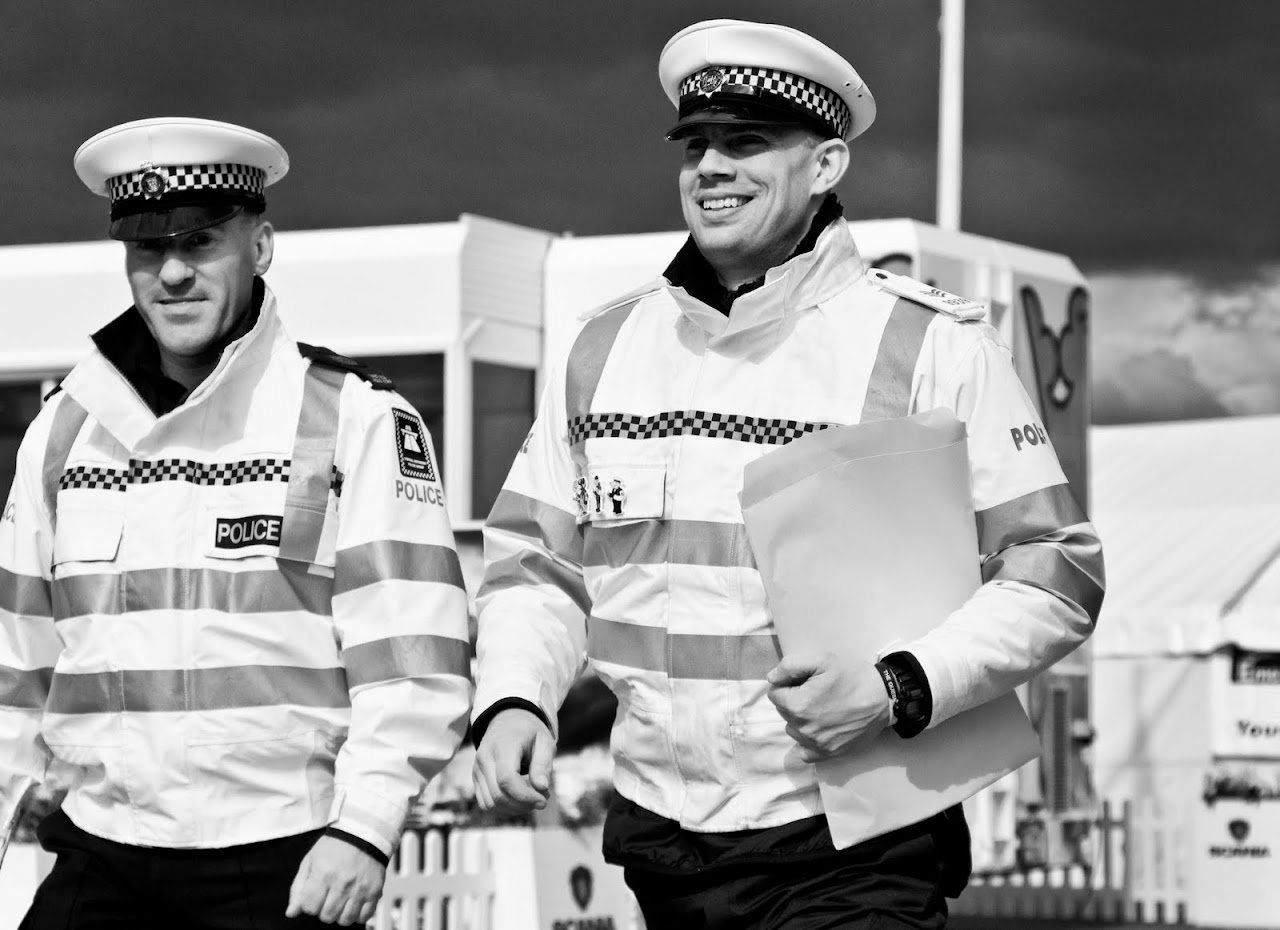 NC at Truckfest 2010 - Aberdeen Angus! PC Angus Nairn, to you... - 257_policija
