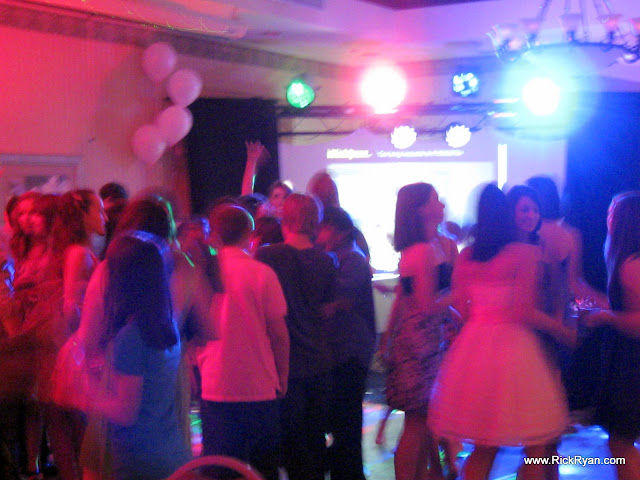 Kyra's Sweet 16 party
