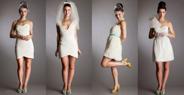 Cute Short Wedding Dresses Under $300