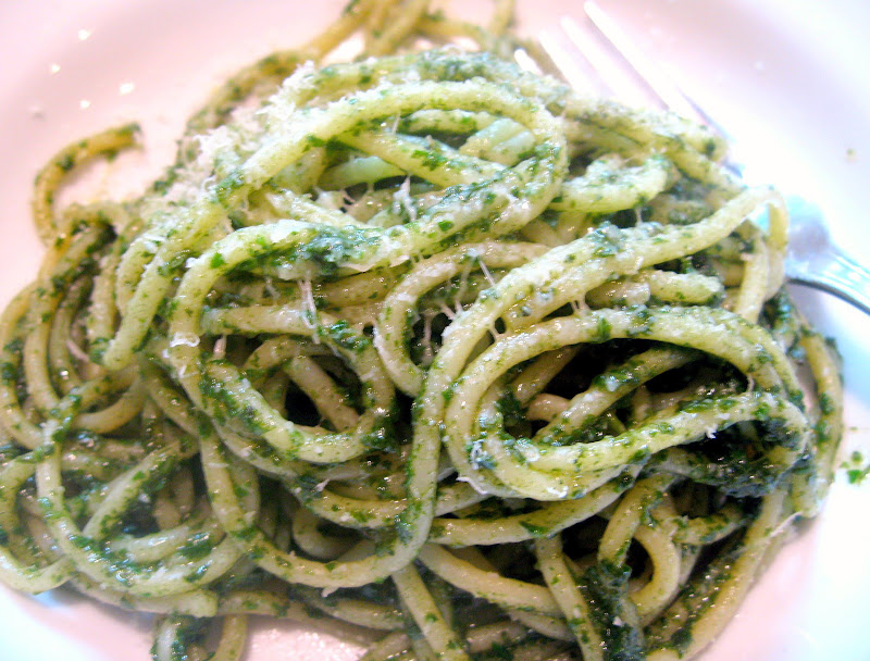How to Make Fresh Basil Pesto