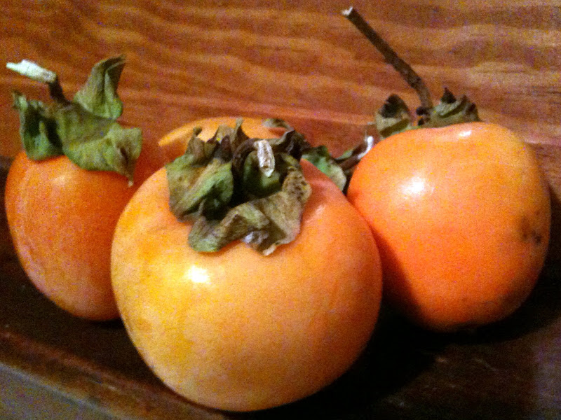 Sage and Persimmon