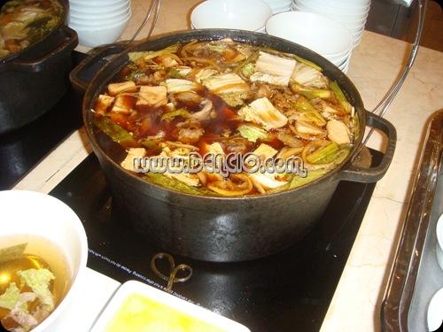 Sukiyaki Soup