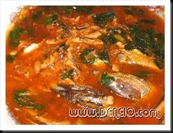 Sardines with Malunggay! Sarap!