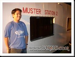 Di ko alam kung ano ang Muster Station! :p
