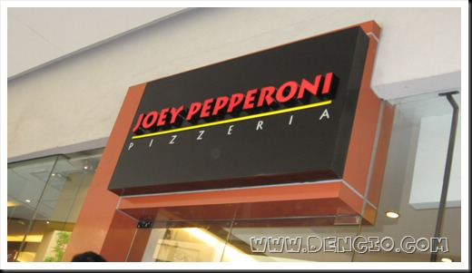 Joey Pepperoni Pizzaria