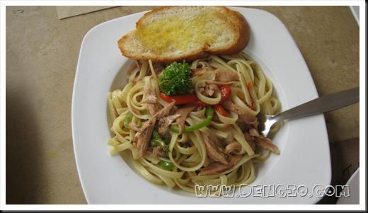 Pasta Del Tonno P135