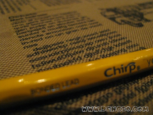 Chirp Pencil