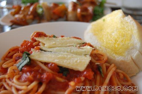 Spaghetti Bolognese P145