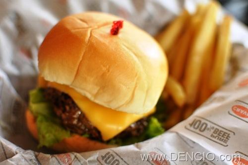 Crave Burger13