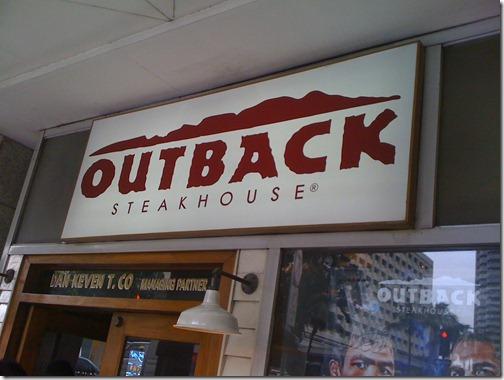 Outback Makati