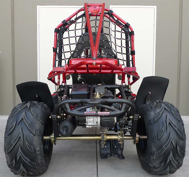 150cc Single Seat Offroad Dune Buggy