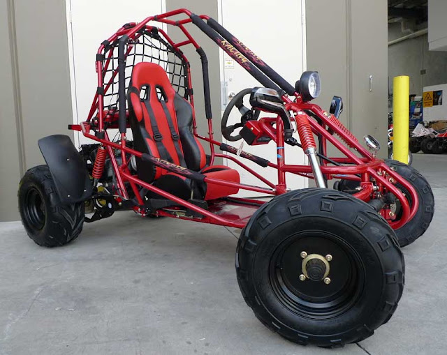 150cc Single Seater Offroad Dune Buggy