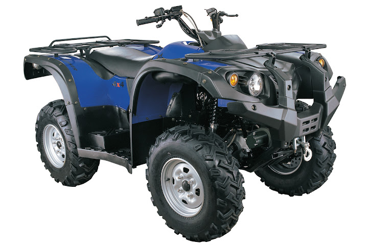 700cc 4WD Farm Quad ATV Watercooled 4x4 Shaft IRS