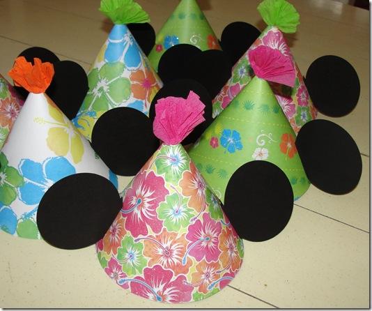 Party Pops Minnie Mouse Luau