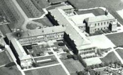 Seminarie eind jaren vijftig