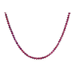 Tiffany garnet necklacejpg