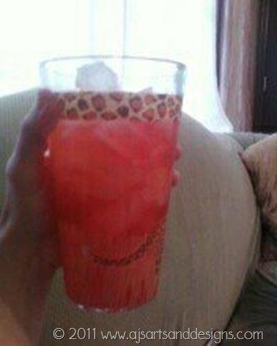 Vodka Cherry Limeade