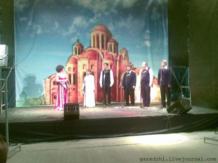 Дивна Любоевич в Киеве