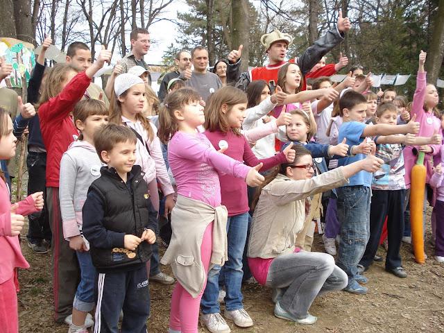 Deca obradovala Zvezdarsku šumu