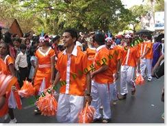 the Goan carnival