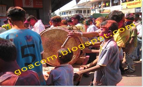shigmo drum beats