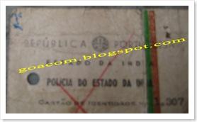 original portuguese document