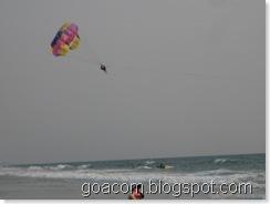 Majorda beach sport