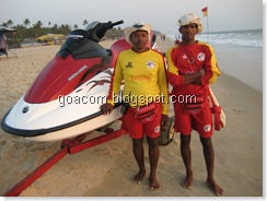 drishti lifeguards Goa