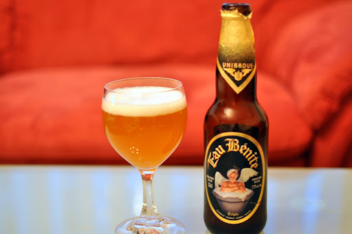 Unibroue Eau Bnite