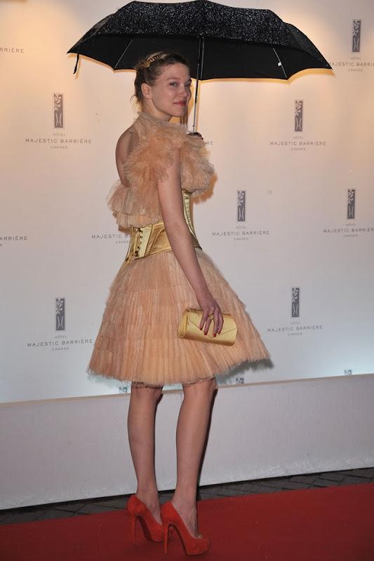 Léa Seydoux @ Bette's Vintage Line