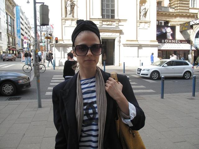 Street Style Vienna @ Bette's Vintage Line