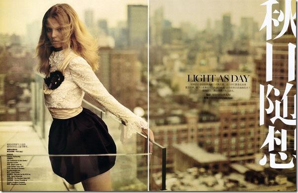 Magdalena Frackowiak @ Bette's Vintage Line