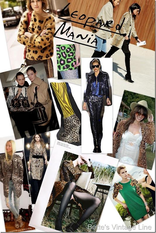Leopard-Mania @Bette's Vintage Line