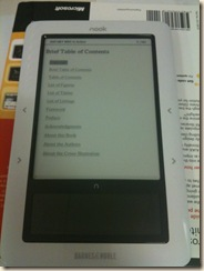 Reading ASP.NET MVC In Action with Nook (2)