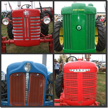 Tractor Grilles