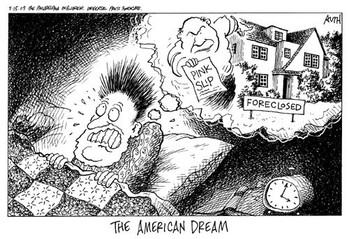 societys influence on the american dream The politics of the american dream by: political parties have their own agendas when it comes to helping certain members of society achieve the american dream.