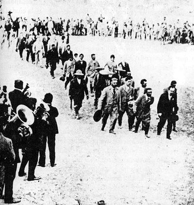 Ciudad Juarez 5 May 1911