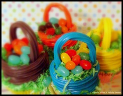 Rainbow Easter Basket Cupcakes _2