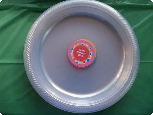 Yo Gabba Gabba Custom Party Plates 2